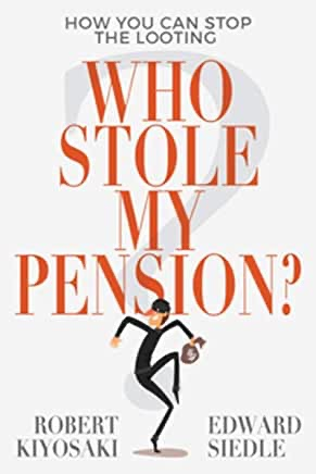 ¿WHO STOLE MY PENSION?